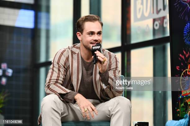 Dacre Montgomery visits Build Series to discuss 'Stranger Things' at Build Studio on July 08 2019 in New York City