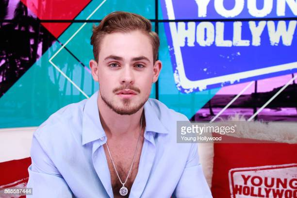 Dacre Montgomery visits the Young Hollywood Studio on October 23 2017 in Los Angeles California