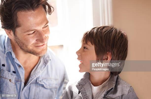 Dad- un niño la primera hero