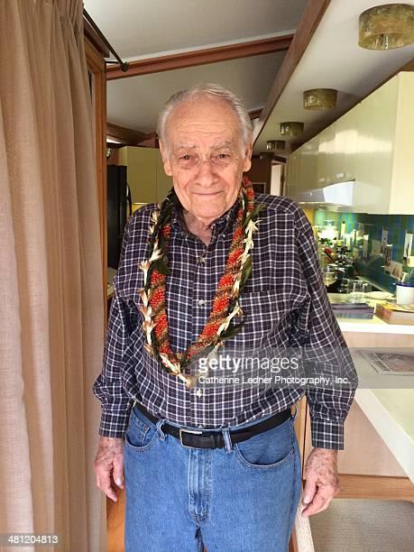 Dad at 90