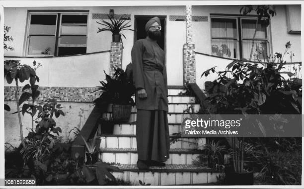 Dada Mayadhiishanda Missionary and member of the Amanda Nager Movement June 6 1989