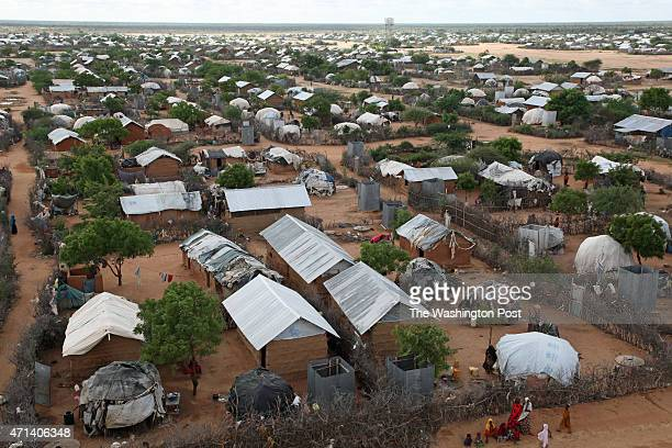 Dadaab refugee camp in northeast Kenya. The Kenyan government says the camp has been infiltrated by terrorists and must be shut down