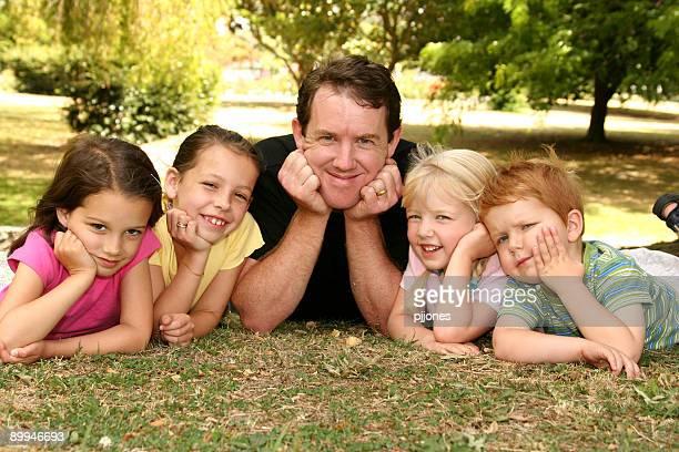 Daddy et ses enfants