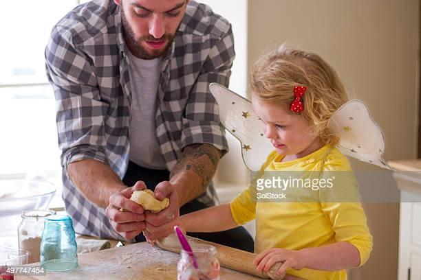 Daddy puedo ayudarlo?