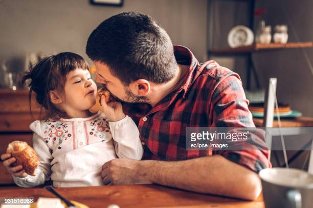 daddy loves you - modern manhood stock pictures, royalty-free photos & images
