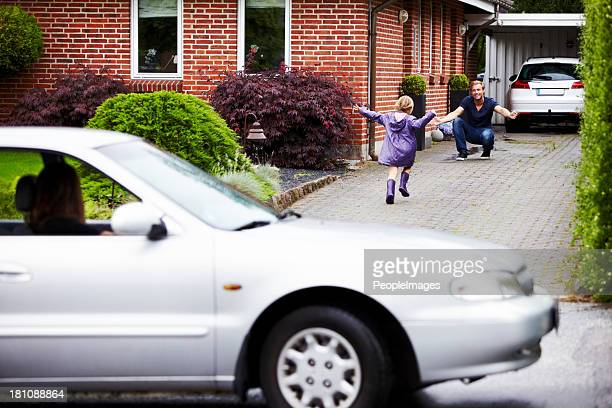 daddy!! - divorce stock pictures, royalty-free photos & images