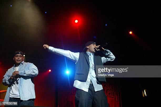 Daddy Yankee during Encuentro De Los Grandes Estereotempo Show and Backstage June 4 2005 at Jose M Agrelot Coliseum in San Juan Puerto Rico