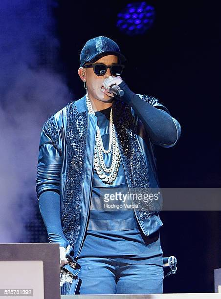 Daddy Yankee performs onstage at the Billboard Latin Music Awards at Bank United Center on April 28 2016 in Miami Florida