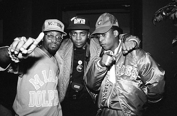 Hip-Hop History Vintage, unique and downright entertaining