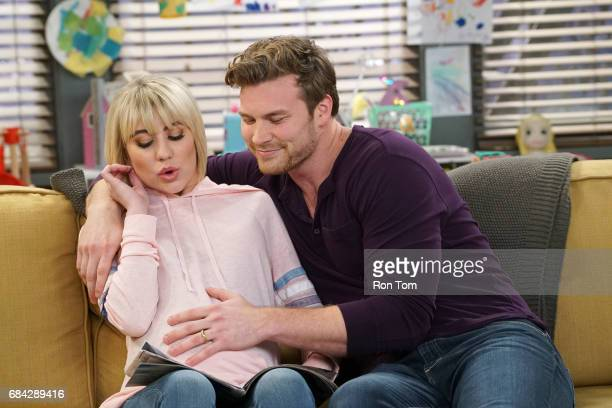 DADDY Daddy's Girl The gang prepares for Baby Dileys arrival as Ben struggles with Emmas questions about her mother on the spring finale of Baby...