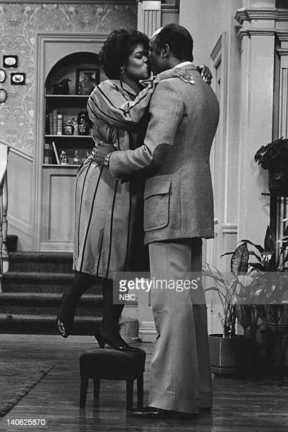BREAK Daddy's Little Girl Episode 8 Aired 11/17/84 Pictured Nell Carter as Nellie Ruth 'Nell' Harper JA Preston as Addy's Father Photo by NBCU Photo...