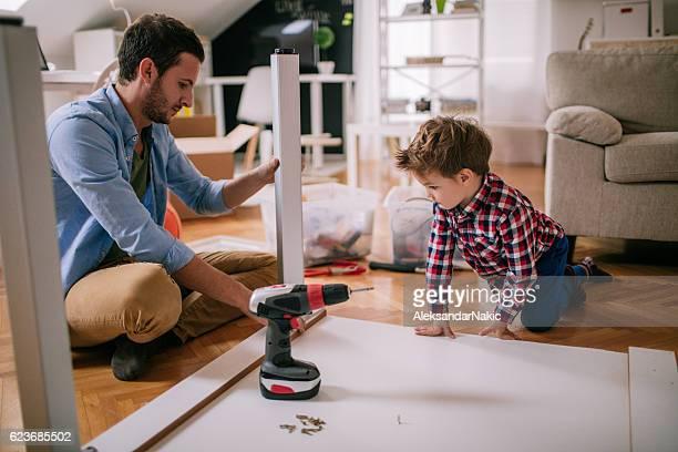"""Daddy """"s little helper"""