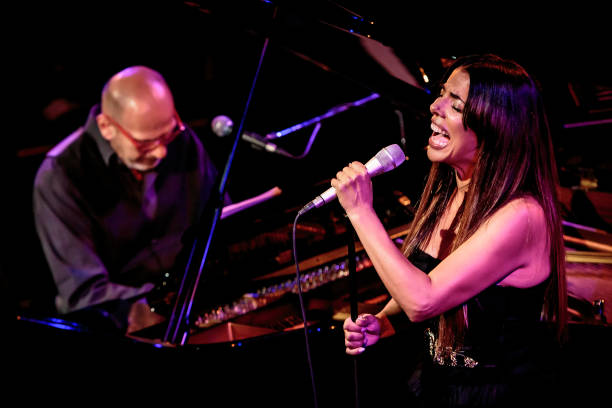 ITA: Mietta And Dado Moroni Perform In Milan