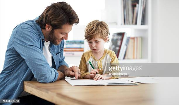 dad's really good at explaining stuff - one parent stock pictures, royalty-free photos & images