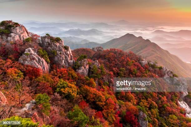 Daedunsan Mountain (Famous travel destination)