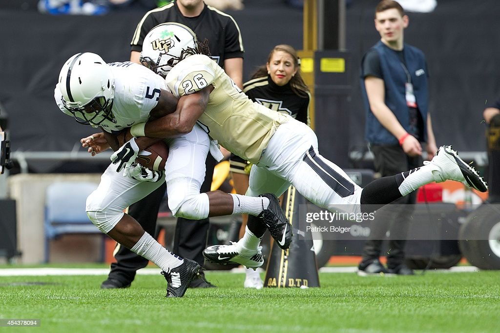 Penn State v Central Florida - Croke Park Classic : News Photo