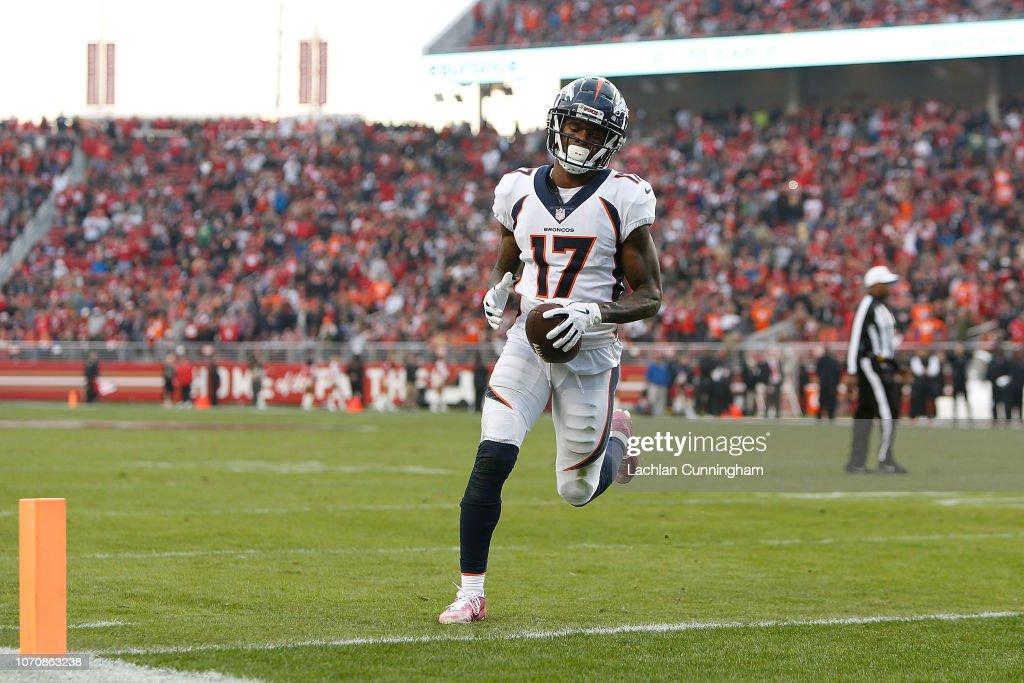Denver Broncos v San Francisco 49ers : News Photo