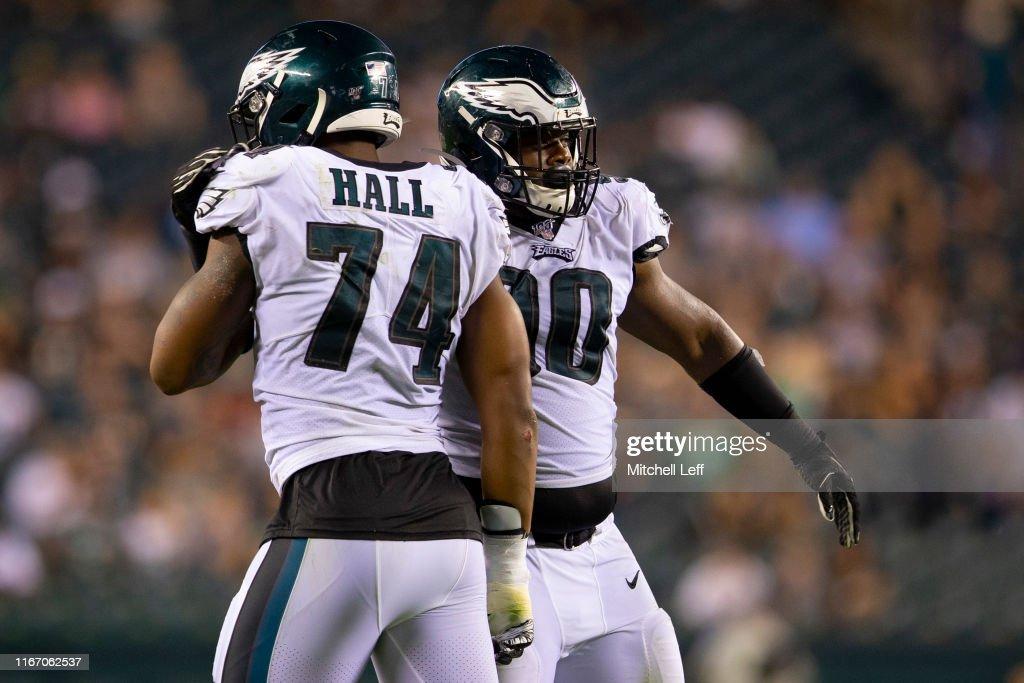 Tennessee Titans v Philadelphia Eagles : News Photo