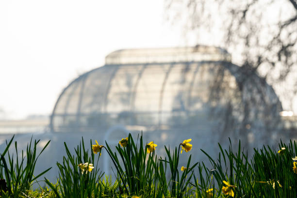 GBR: Spring At Kew Gardens, London