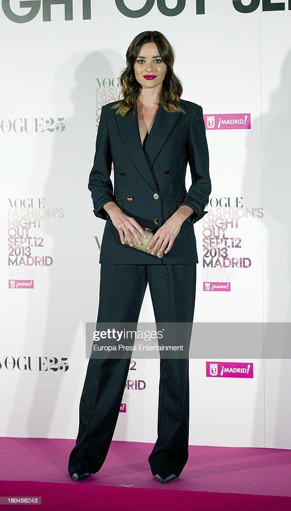 Vogue Fashion Night Out Madrid 2013