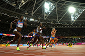 london england dafne schippers netherlands dina