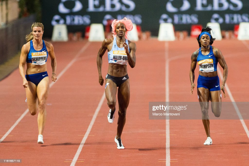 Herculis EBS Meeting - IAAF Diamond League : News Photo