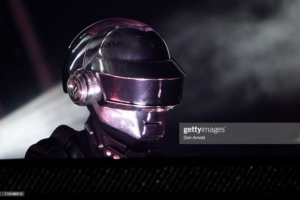 Daft Punk Play Sydney