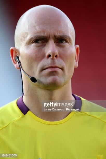 Dag Vidar Hafsas Referee
