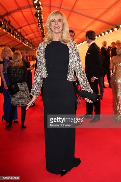 Dagmar Bily editor in chief of Burda Style during the Bambi Awards 2014 on November 13 2014 in Berlin Germany