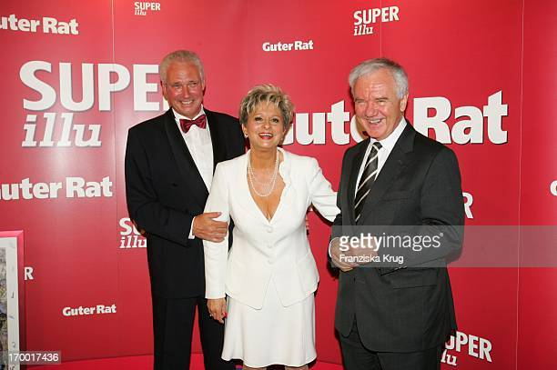 Dagmar Frederic and husband Klaus Lenk and Transport Minister Manfred Stolpe At your 60th Birthday Pomp amp Circumstance Daggi On In Pomp Duck In...
