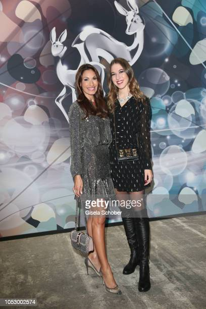 Dagmar Koegel and her daughter Alana Siegel during the Tribute to Bambi 2018 charity gala benefit to 'Bambi hilft Kindern' at Kraftwerk Mitte on...