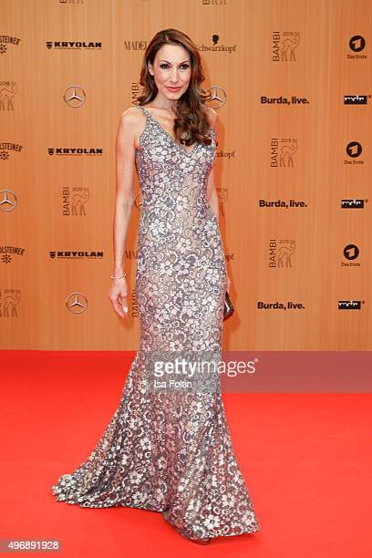 Dagmar Koegel attends the Bambi Awards 2015 at Stage Theater on November 12 2015 in Berlin Germany