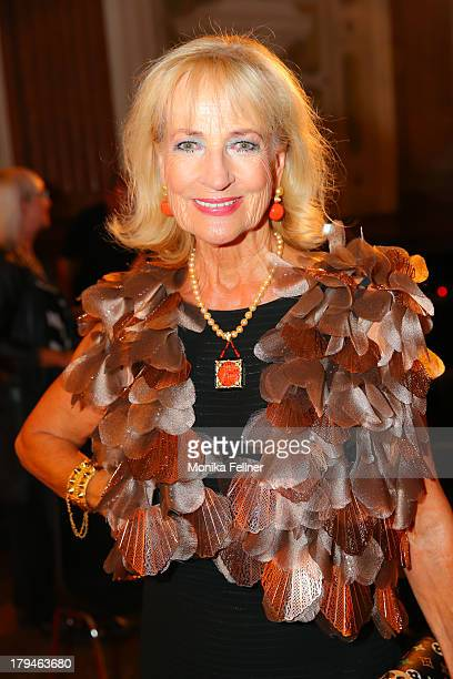 Dagmar Koller attends the Leading Ladies Awards 2013 at Belvedere Palace on September 3 2013 in Vienna Austria