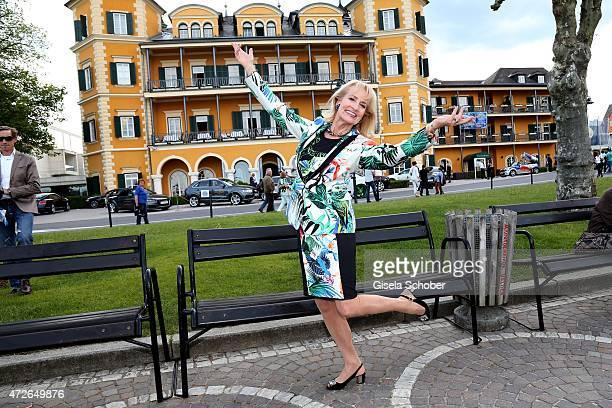 Dagmar Koller during the 'Ein Schloss am Woerthersee' 25th anniversary gala on May 8 2015 in Velden Austria