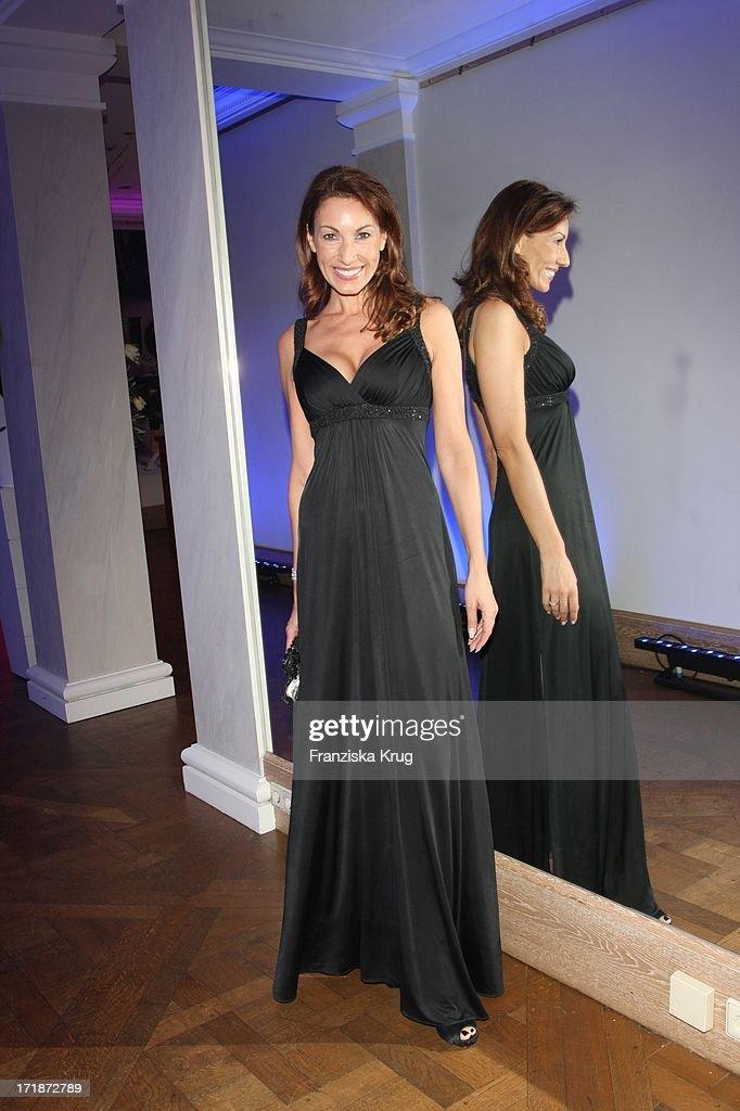 Dagmar Siegel at the Awards Gala Spa Awards In The burner