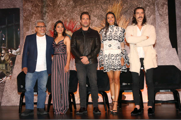 MEX: 'Hernan' TV Series Press Conference