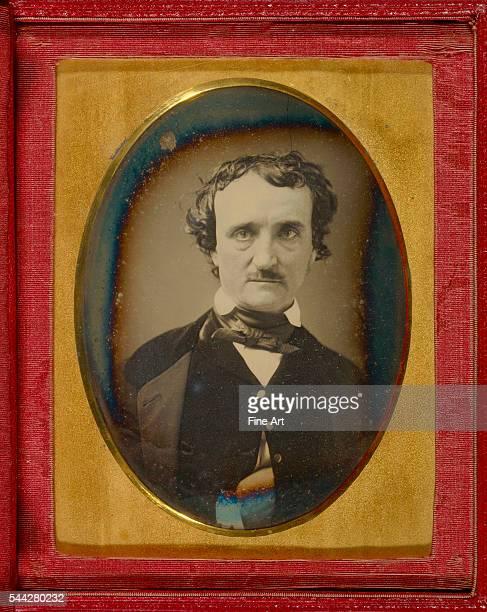Daguerreotype of Edgar Allan Poe by an unknown photographer