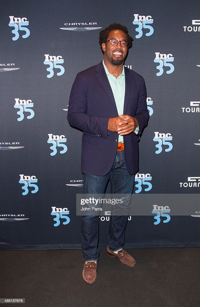 Dahni Jones attends Inc. Magazine 35th Anniversary Party at Tourneau Time Machine on September 9, 2014 in New York City.