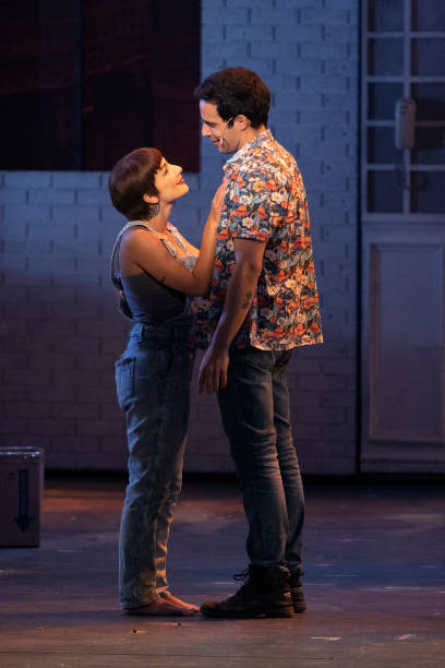 MEX: Agustin Arguello Debuts As The New Leading Role In 'Ghost la Sombra del Amor' Musical