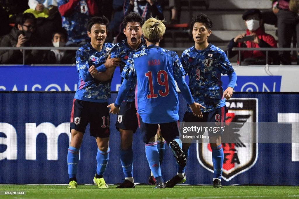 Japan v Argentina - U-24 International Friendly : News Photo