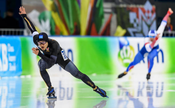 BLR: ISU World Cup Speed Skating Final - Minsk