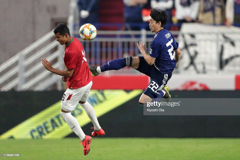 JPN: Japan v Bolivia - International Friendly
