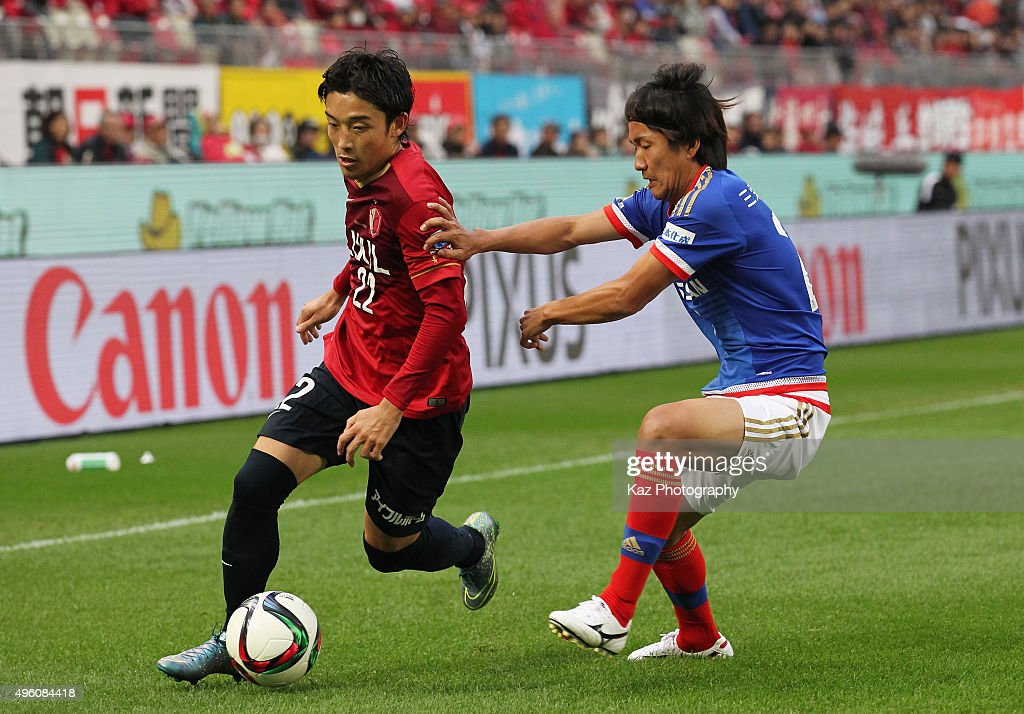 Kashima Antlers v Yokohama F.Marinos - J.League : News Photo