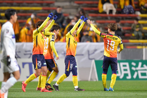 JPN: Giravanz Kitakyushu v Montedio Yamagata - J.League Meiji Yasuda J2