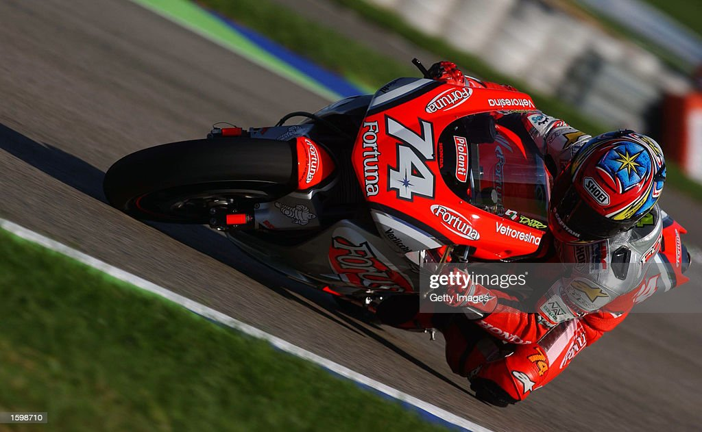 Daijiro Kato of Japan : News Photo