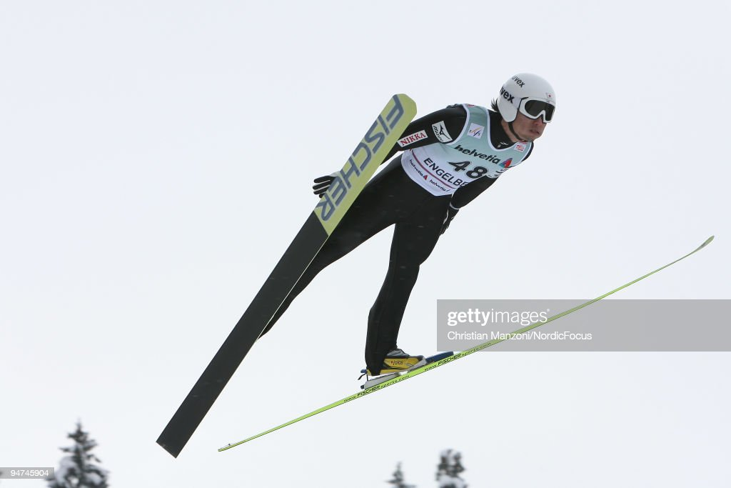 FIS Ski Jumping World Cup - Day 1