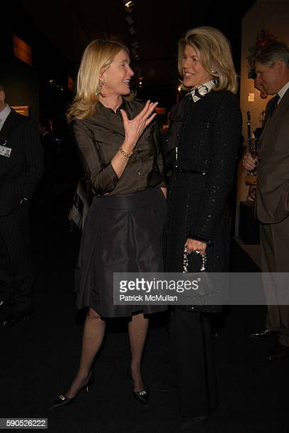 Dailey Pattee and Jamee Gregory attend The 51st Annual Winter Antiques Show Benefiting the East Side House Settlement at The Seventh Regiment Armory...