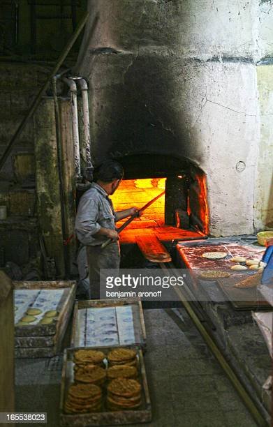 Daily bread in the Middle East is sacred and those who are its bakers become icons of the community
