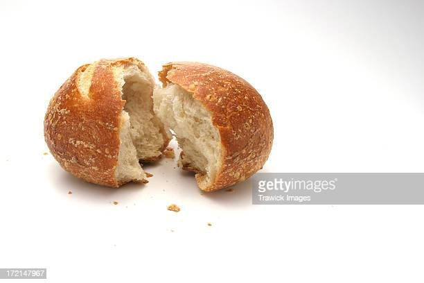 daily bread - bun bread stock pictures, royalty-free photos & images