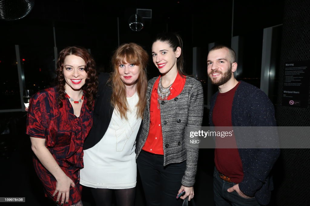 CANDY -- 'Daily Candy Collaborations' at Le Bain in New York City on Wednesday, January 23, 2013 -- Pictured: guests --